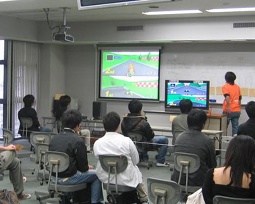 白熱! 同時開催された11月祭でのゲーム大会