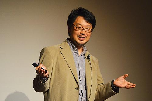 ITの未来などについて語るプログラミング言語Ruby開発者のまつもとゆきひろ氏