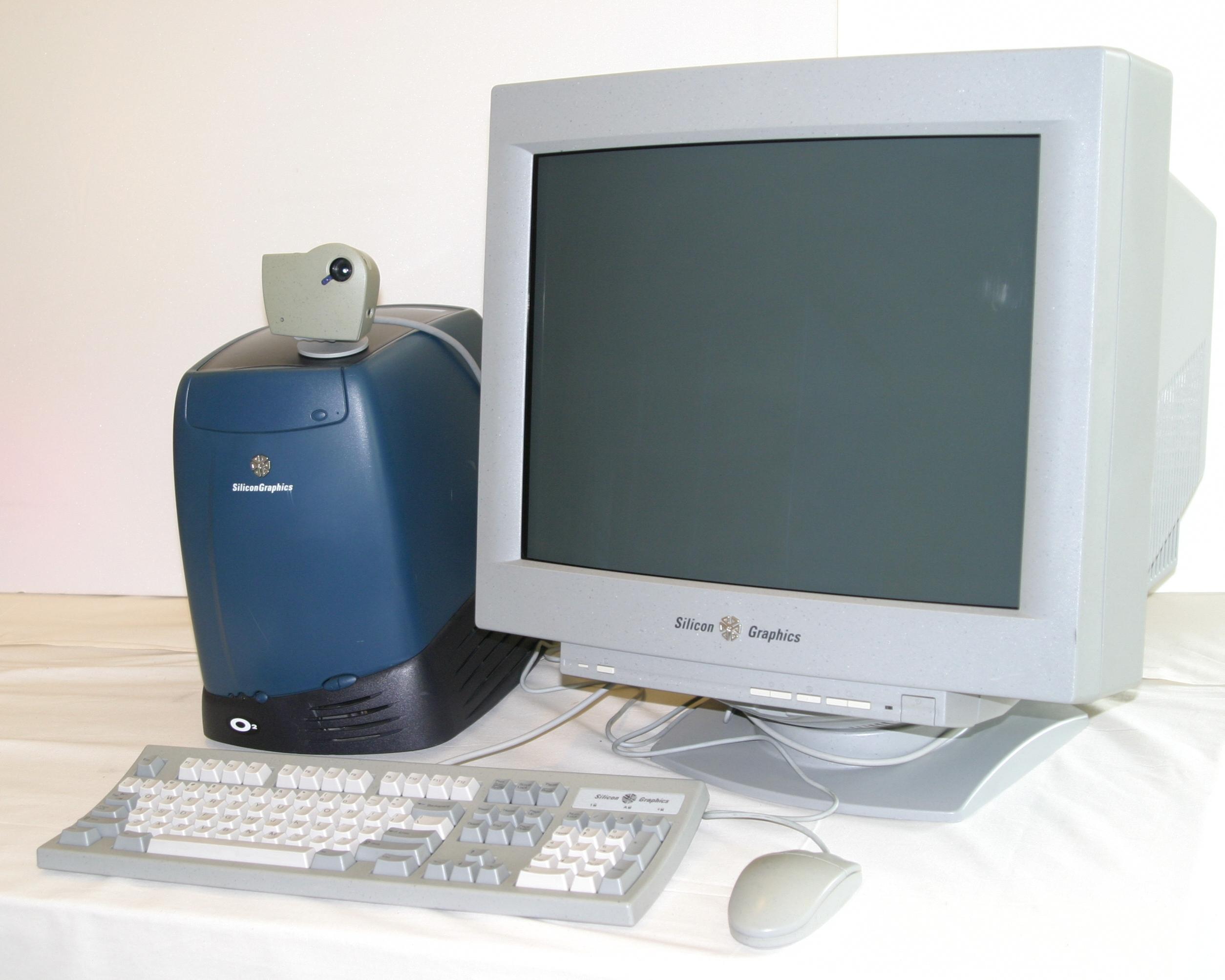 Sgi Personal Computers Kcg Computer Museum Satellite