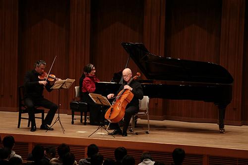 柔らかな調べがホールを包み込んだクラシックコンサート「ウィーンの風薫る夕べ」。